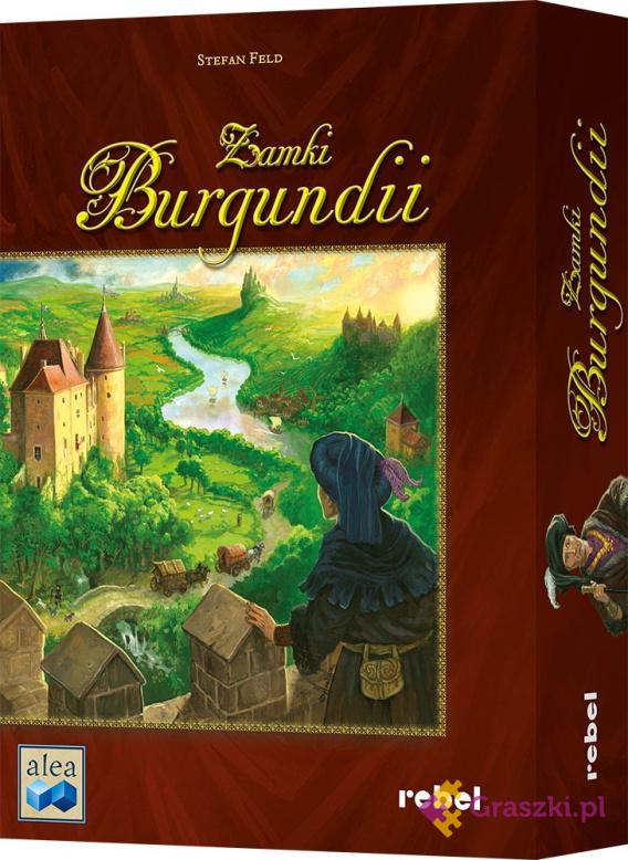Zamki Burgundii (PL) | Rebel